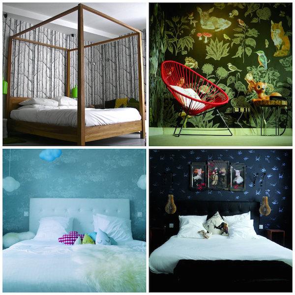 kamers hotel Mademoiselle