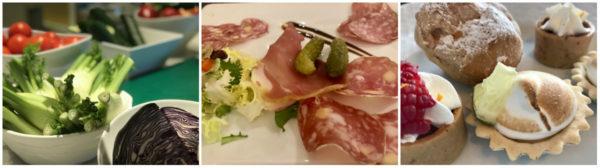 goed eten bij Club Med