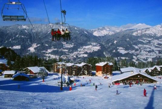 gezellige kleine dorpen bij grote skigebieden Morillon
