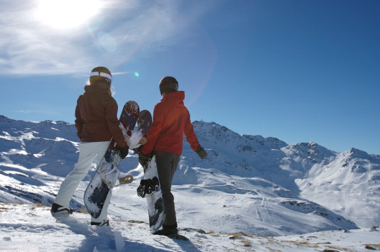 miniski midweek goedkoper wintersporten in Frankrijk