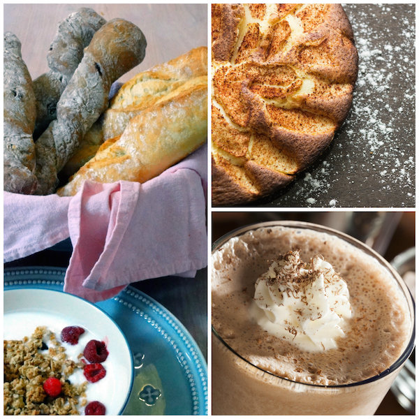 ontbijt en snacks