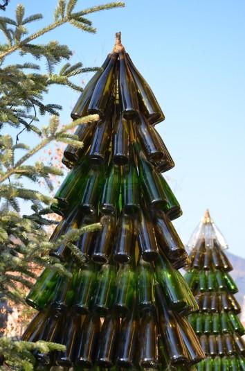 zelf je eigen kerstboom maken