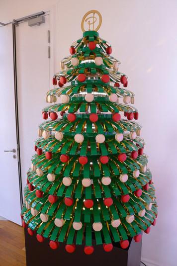 je eigen kerstboom maken