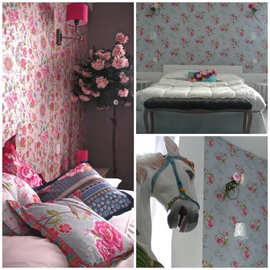 Suite romantique Hotel Mademoiselle