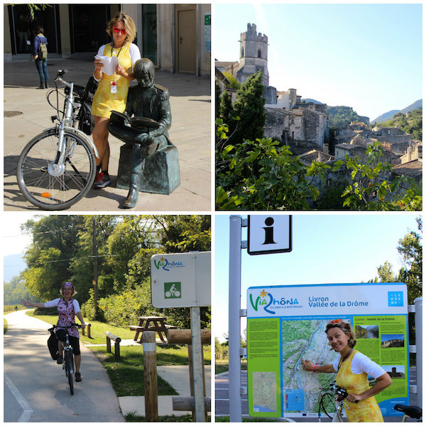 ViaRhona: Ardèche en Drome