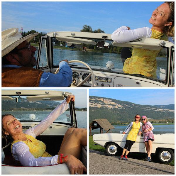 Onze ervaring met de amphicar
