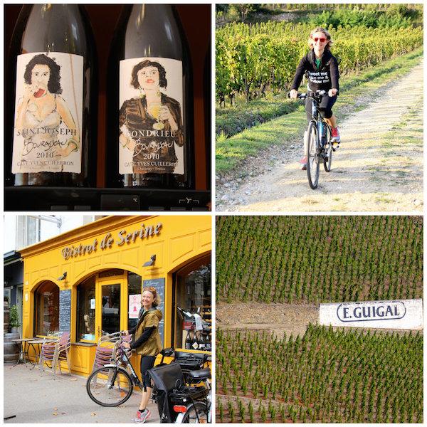 Wijnpauze langs de Via-Rhona