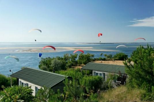 Familie camping Frankrijk Yelloh Village zee