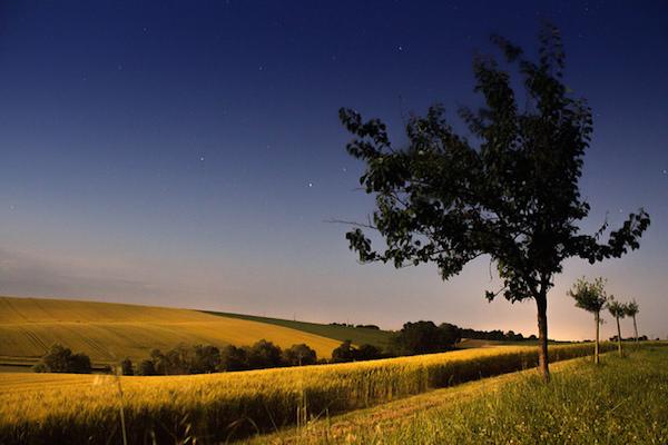 Gers Landschap