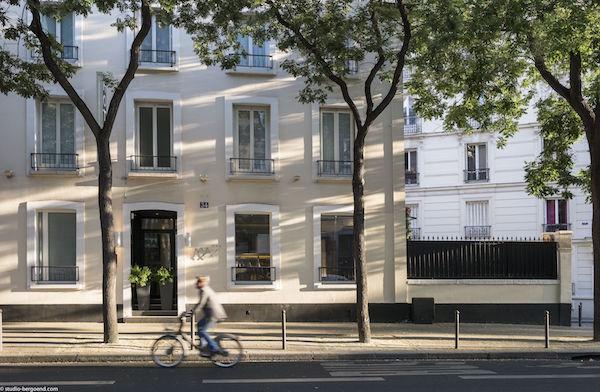 Omgeving Hotel Max Parijs