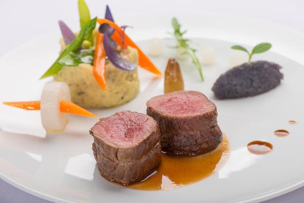 Fine dining bij La Begude in de Gard