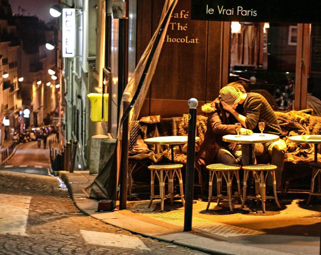 Romantische plekken in Parijs