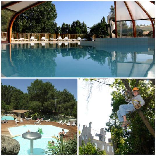 Yelloh! Village luxe famile campings zwembad Frankrijk