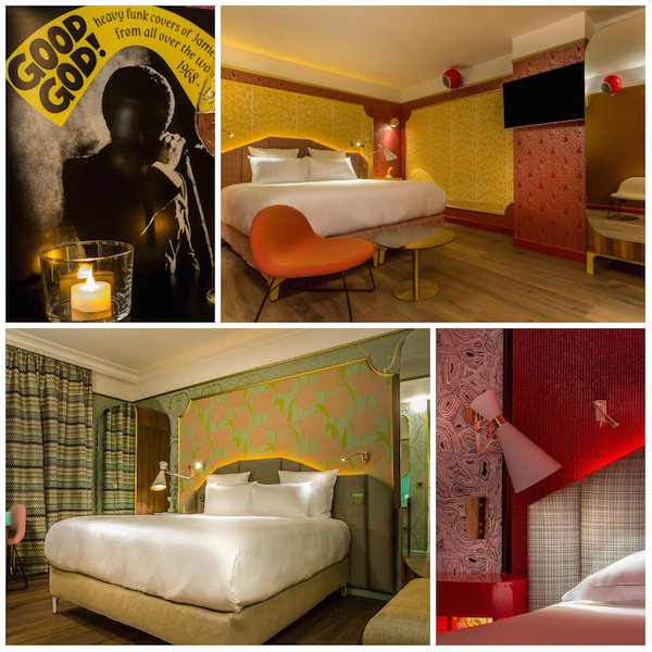 Idol Hotel Parijs