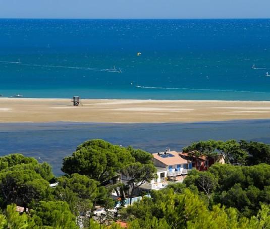 La Franqui, mooiste stranden van de Languedoc-Rousillon
