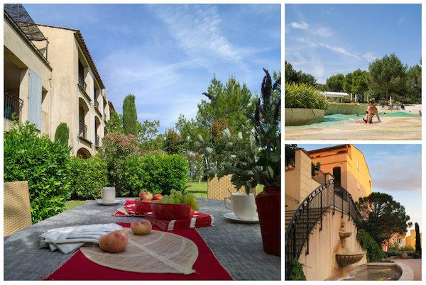 Pierre et Vacances Park Pont Royal en Provence