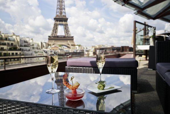 top 10 mooiste uitzichten van parijs. Black Bedroom Furniture Sets. Home Design Ideas