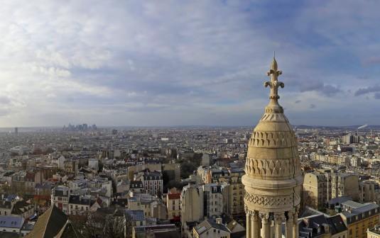 top 10 mooiste uitzichten parijs vanaf Montmartre