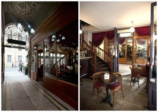 bistrot Vivienne leuke bistro's Parijs
