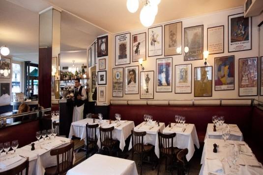 leuke bistro's Parijs chez rene