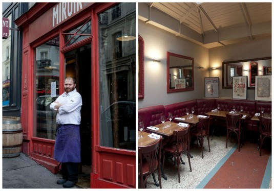 Le Miroir beste bistro's in Parijs