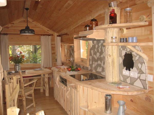 Boomhutten in Poitou Charente CenterParcs