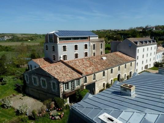 B&B vakantiehuizen :aison du Meunier in Charente-Maritime