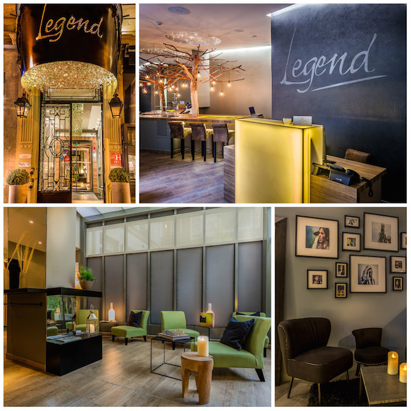 Legend Hotel in Parijs