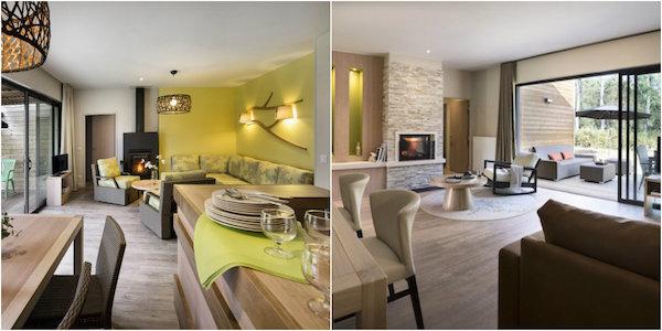 luxe vakantiehuizen in poitou-charentes van centerparcs
