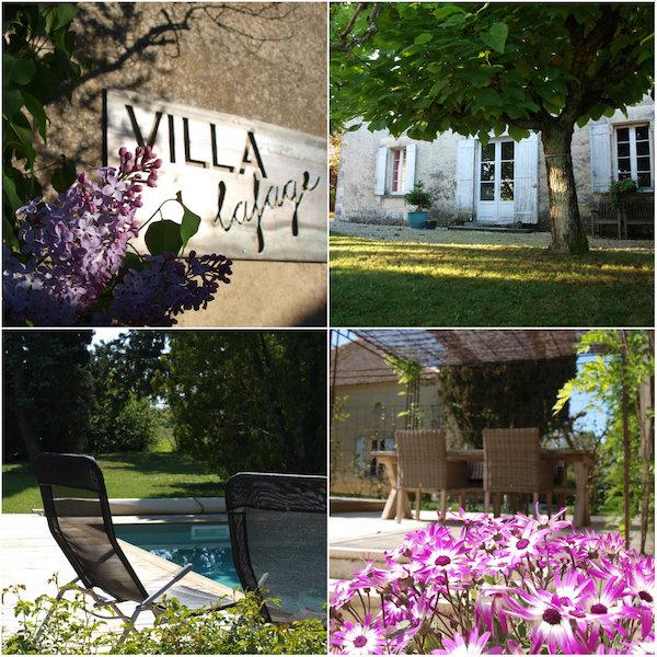 Villa Lafage vakantiehuizen In de Lot-et-garonne