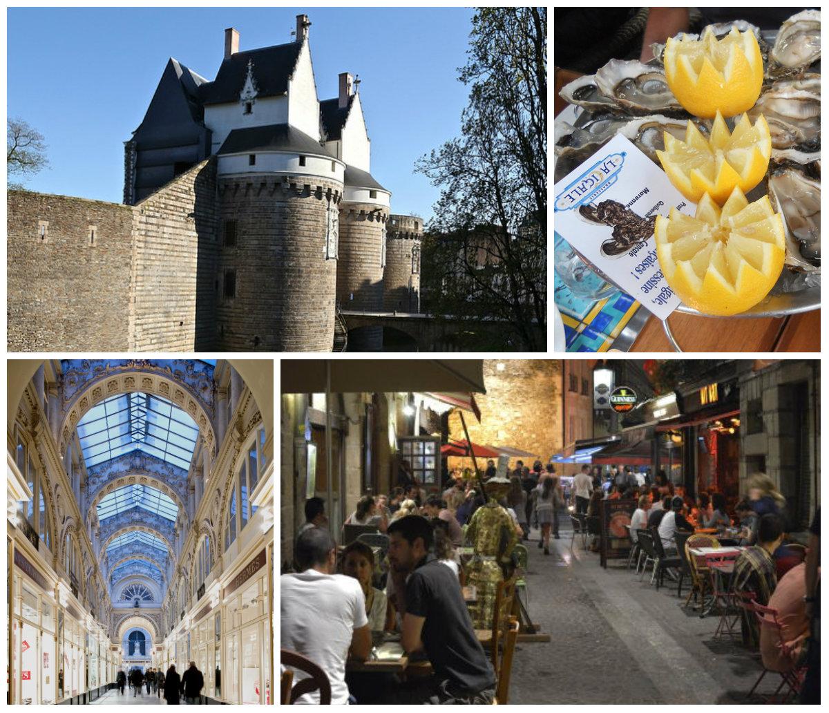 stedentrip Nantes Château des Ducs de Bretagne