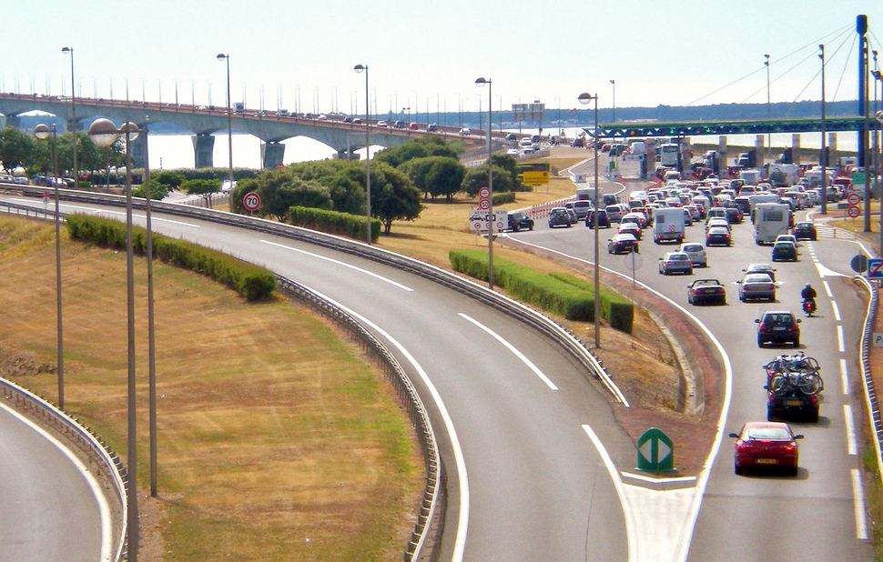 handige tip sneller doorrijden Frans autoroutes