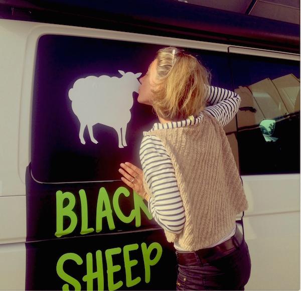 Black sheep camper