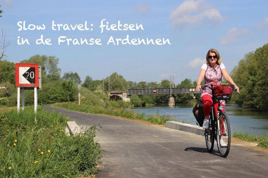 Slow Travel Fietsen In De Franse Ardennen Frankrijknl