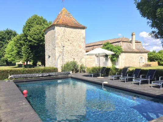 Vakantiehuizen in de Dordogne Le Guinot