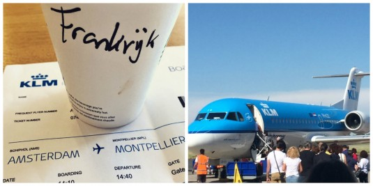 stedentrip Montpellier met KLM