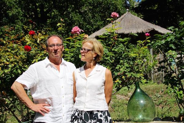 Sydney en Karin van La Parare in Nice