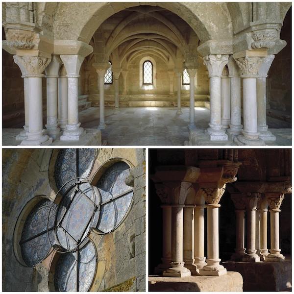 abbaye de fontfroide architectuur bij narbonne