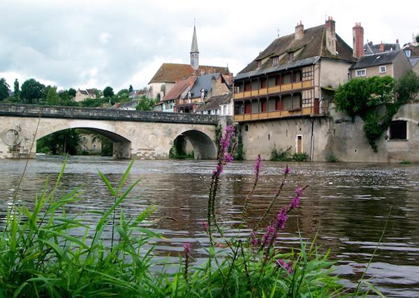 Argenton sur Creuse tussenstops Franse autoroute snelweg