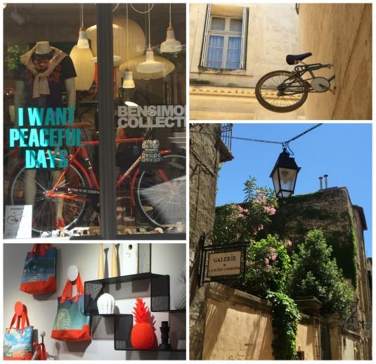 Montpellier winkelen rond Saint Roch