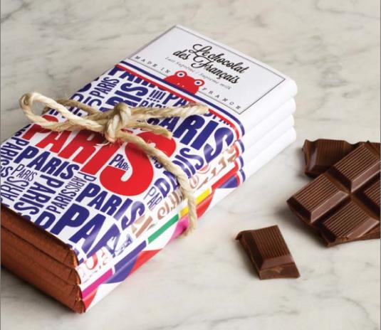 chocolade uit Frankrijk