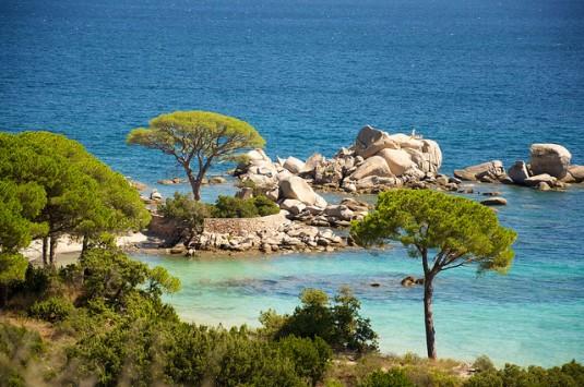 Mooiste-Franse-stranden-Palombaggia-Corsica