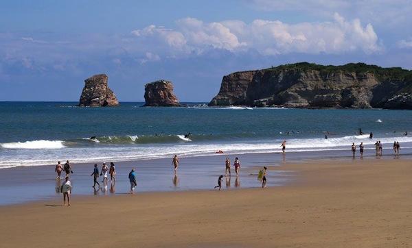 3 - Mooiste-Franse-stranden-Hendaye-Frans-Baskenland
