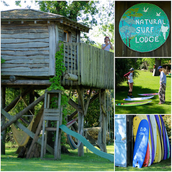 Natural Surf Lodge in Seignosse
