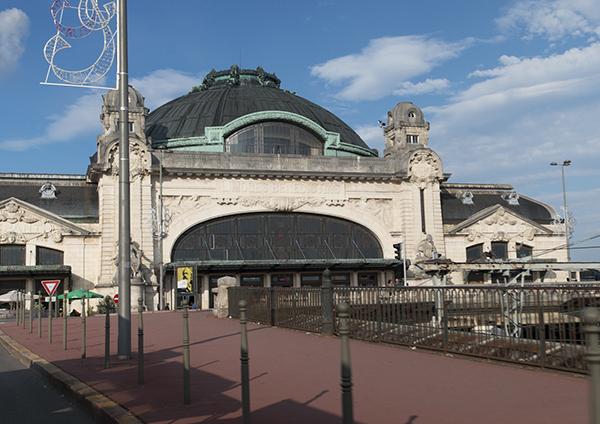 Treinstation Limoges