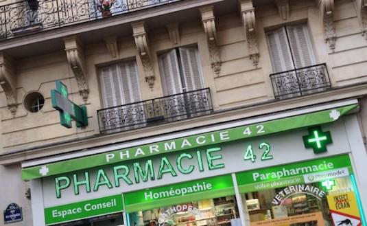 Franse apotheek
