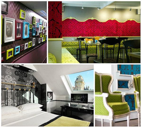 5 heerlijke hotels op de rive gauche in parijs for Design sorbonne hotel