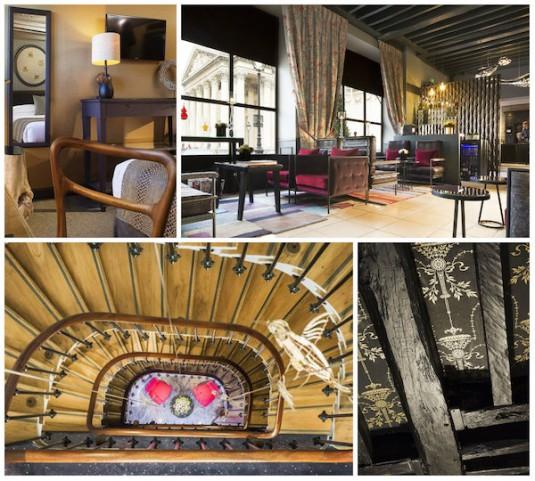 Sfeer en kwaliteit Hotels Paris Rive Gauche