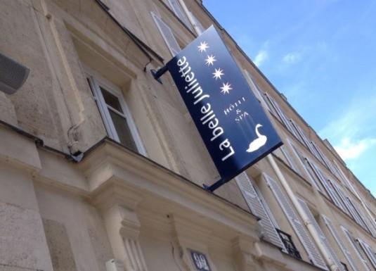 Hotel la Belle Juliette in Parijs