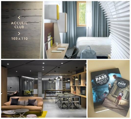 Okko Hotels in Nantes en Grenoble